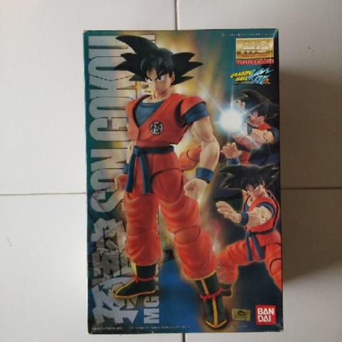 Son Gokou Master Grade Figurerise Dragon Ball Kai