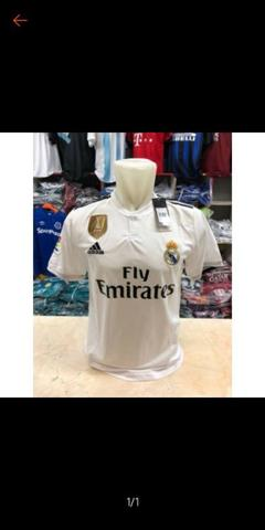 jersey real madrid home terbaru new 2018/2019 grade ori 100% import thailand