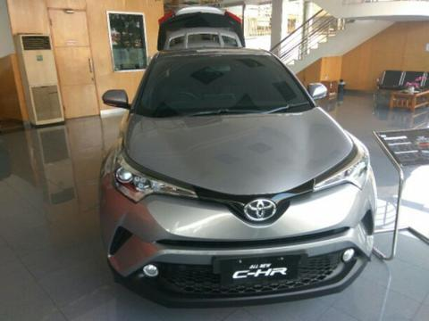 Ready Stock Toyota C-HR 1.8 A/T Single Tone 2018
