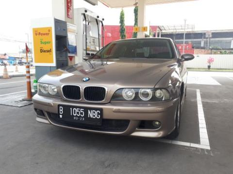 Bmw E39 520i 2003 rare colour original kalahari beige