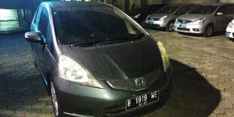 honda jazz 2012 rs full ori km low