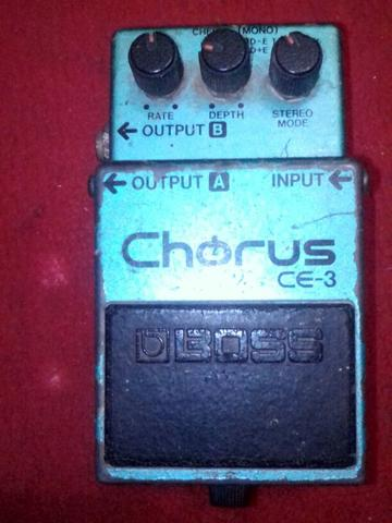 efex gitar chorus ce-3 made in japan