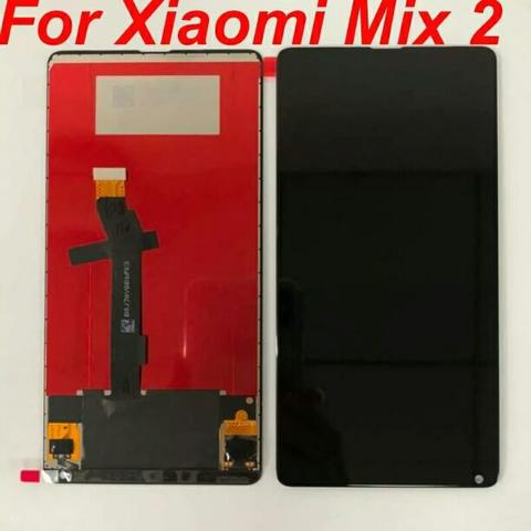 LCD XIAOMI MI MIX 2 FULLSET TOUCHSCREEN