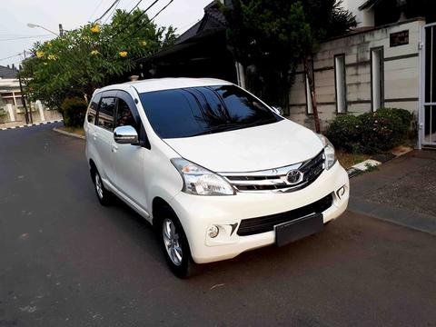Toyota All New Avanza 1.3 G AT 2013 (Like New)