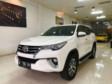Toyota Fortuner 2.5 VRZ Luxury 2016
