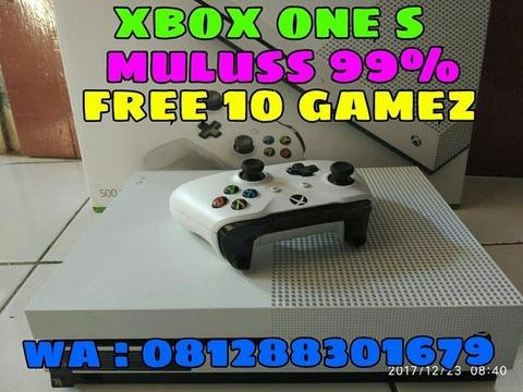 xbox one s full game mulus abiss 99%