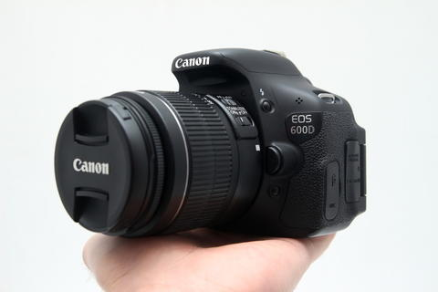 Canon 600D 18-55mm IS II Muluss SC Minim Joss
