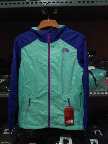 The North Face TNF Original Tipe Molly Triclimate Light Blue Size L Girls