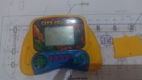 Gameboy City Fighter