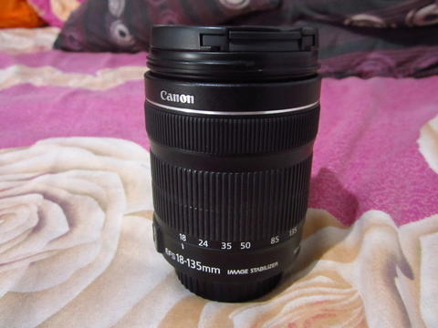 Canon 18-135MM 18-135 mm IS STM Bukan 18-200mm bonus uv