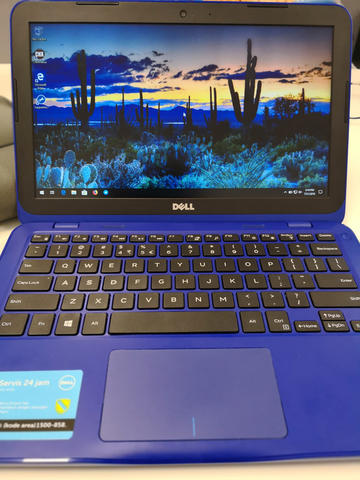 Dell Inspiron 11-3162 Blue