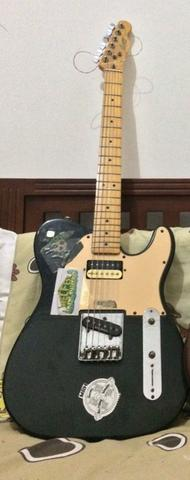 Gitar Squier Telecaster Vintage Modified India