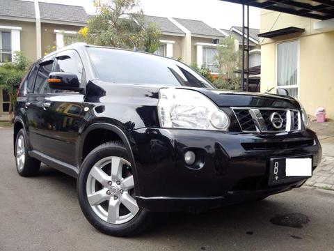 Nissan X-Trail 2.5 ST CVT T31 Facelift Th. 2008 A/T Full Original KM 62rb Istimewa