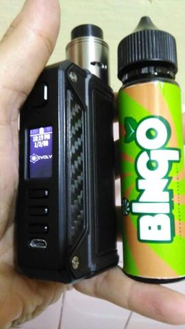 Therion 75c, 2nd Paket Siap Kebul