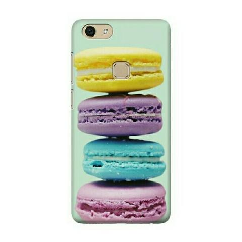 Macarons Vivo V7 Plus Custom Hard Case