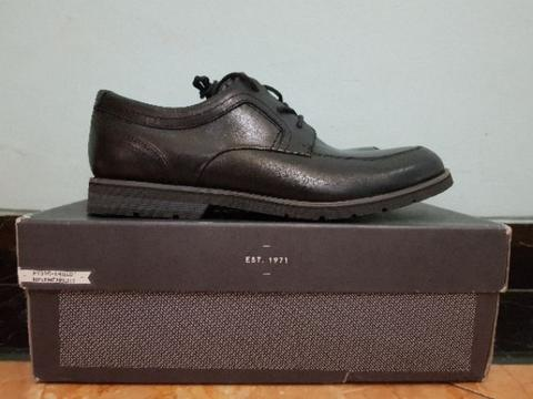 Sepatu Rockport Stanford WP Apron Toe Original New BNIB