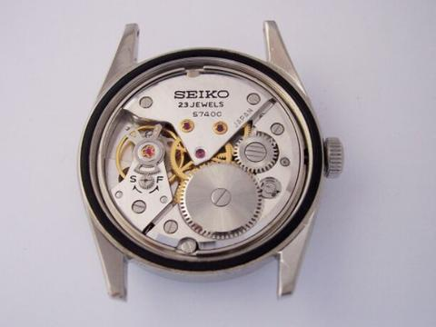 Seiko LM Lord Marvel 5740 36000 bph Original Vintage Movement