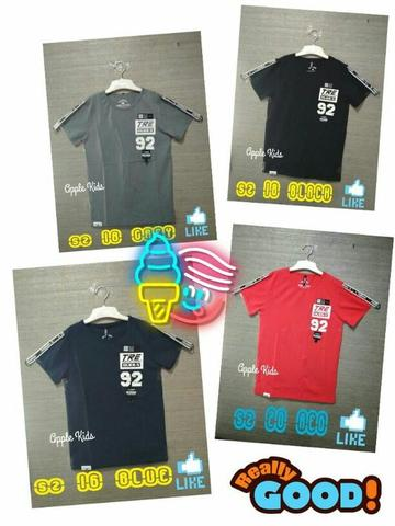 New Import Tshirt Anak Teens Modis plus BONUS GIFT