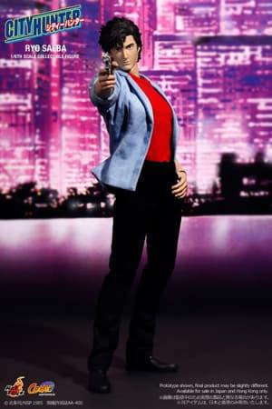 WTS>HotToys HT City Hunter Ryo Saeba 1/6th Scale Action Figure HotToy