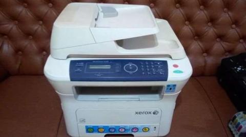 Printer Xerox Workcentre 3210 Print Scan Copy F4