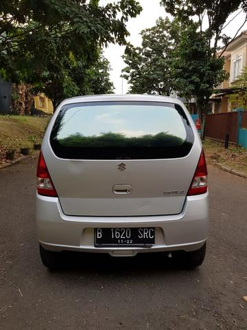 Suzuki Karimun New Estillo 2012 November Silver Metalik