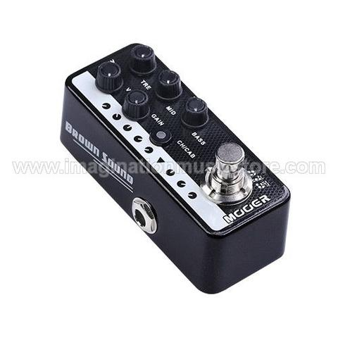 Mooer Micro Preamp 015 Brown Sound based on Peavey 5150 MK-I