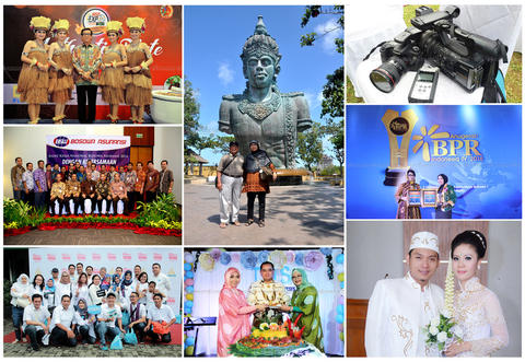 Fotografer dan Video Shooting Launching, Seminar, Wedding, birthday