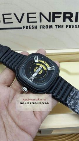 sevenfriday m2-01 swiss eta ultimate clone 1:1 fullset bos