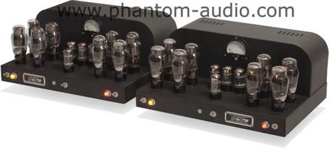 High End Audio Amplifier : Atma-Sphere M-60 Mk 3.3 Monoblock Music Amplifier