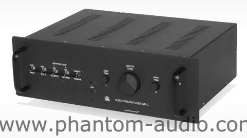 High End Audio Preamplifier : Atma-Sphere MP-3 Mk 3.3 Music Preamplifier