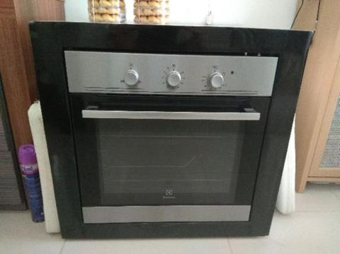 Jual Oven Electrolux EOG 1102 COX Built Like New Bandung