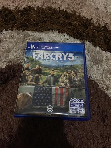 BD FarCry 5 PS4