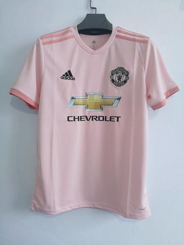 sports shoes 24714 c1a39 Kaos Jersey Bola Manchester United Away 2018-2019