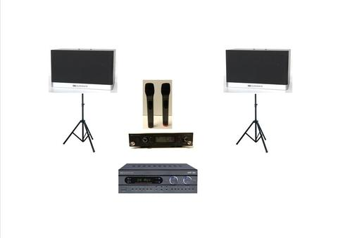 PAKET SOUND SYSTEM MEETING AUDIOBANK AKS 100,AMP 360,ALPHA X,WMX 11