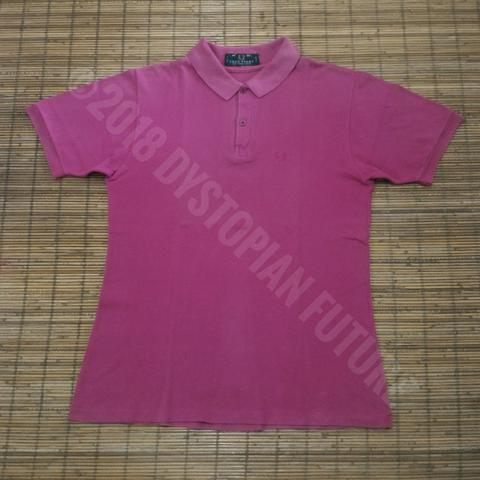 Polo Shirt Fred Perry Pink