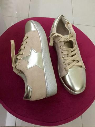 Sepatu AUSTIN Gold and Silver Authentic BRANDED Import Cewe OBRAL SALE ORIGINAL MURAH