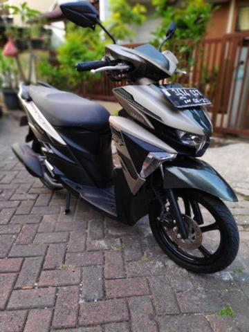 Yamaha Mio Soul Gt 125 Th 2017 Not Xeon Fino Scoopy Spacy