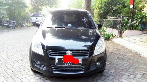 Dijual Suzuki Splash GL Manual th. 2012