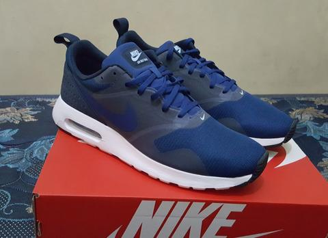 on sale cc54a 55cbd Nike Air max Tavas Coastal Blue obsidian BNIB original murah banget