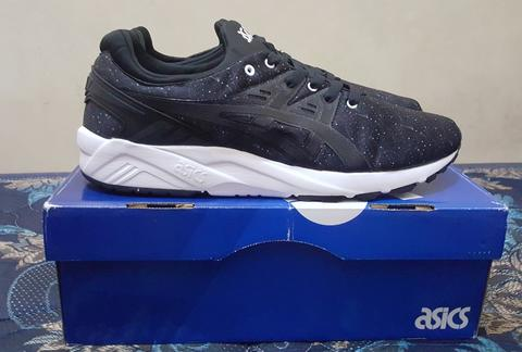 Asics Tiger Gel Kayano Trainer Evo Black BNIB original murah meriah