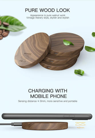 KEYSION - Fast Wireless Charger (RARE GADGET)