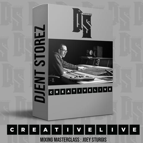 CreativeLive - Mixing Masterclass with Joey Sturgis