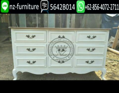 Shabby Chic Vintage Bufet