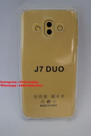 AntiCrack soft Case casing for Samsung J7 duo