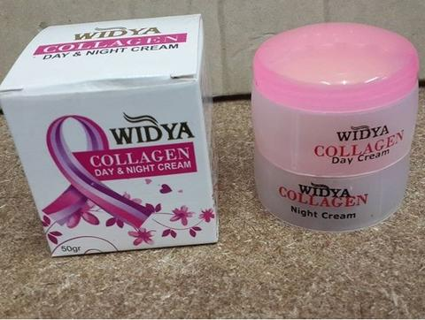 Cream Widya Collagen Whitening Asli | Cream Perawatan Kulit Wajah