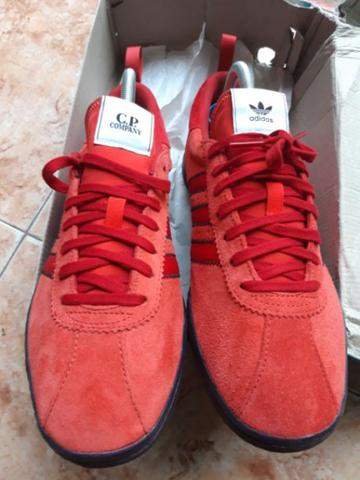 best cheap a7fb2 79c58 WTS Adidas tobacco X cp company size 43 1/3