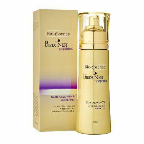 Bio essence peptides skin advancer