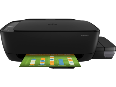 printer hp ink jet 315 all in one