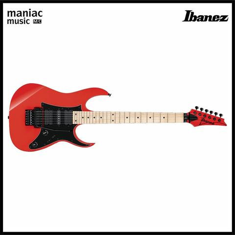 Ibanez RG550-RF (Japan, Road Flare Red, Basswood, Super Wizard, HSH)