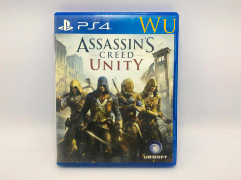 [PS 4] Assassins Creed Unity